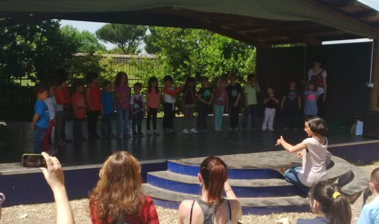 Lezione Aperta Istituto Comprensivo Don Filippo Rinaldi – Classe materna